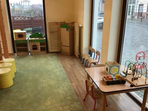 Sala do Zajęć z terapii metodą Integracji sensorycznej