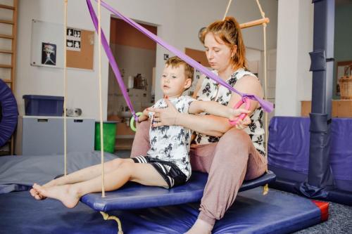 Integracja Sensoryczna - Lucyna Wittbrodt - Punkt Przedszkolny Złoty Dzwoneczek